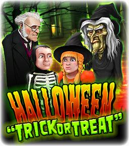 ... Halloween Patchwork Trick or Treat Screenshot 3 ...