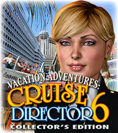 Vacation Adventures : Cruise Director 6 Collectors Edition