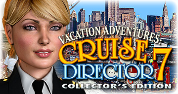 Vacation Adventures : Cruise Director 7 Collectors Edition