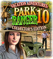 Vacation Adventures : Park Ranger 10 Collectors Edition