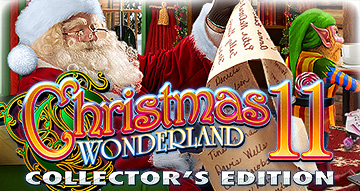 Christmas Wonderland 11 Collectors Edition